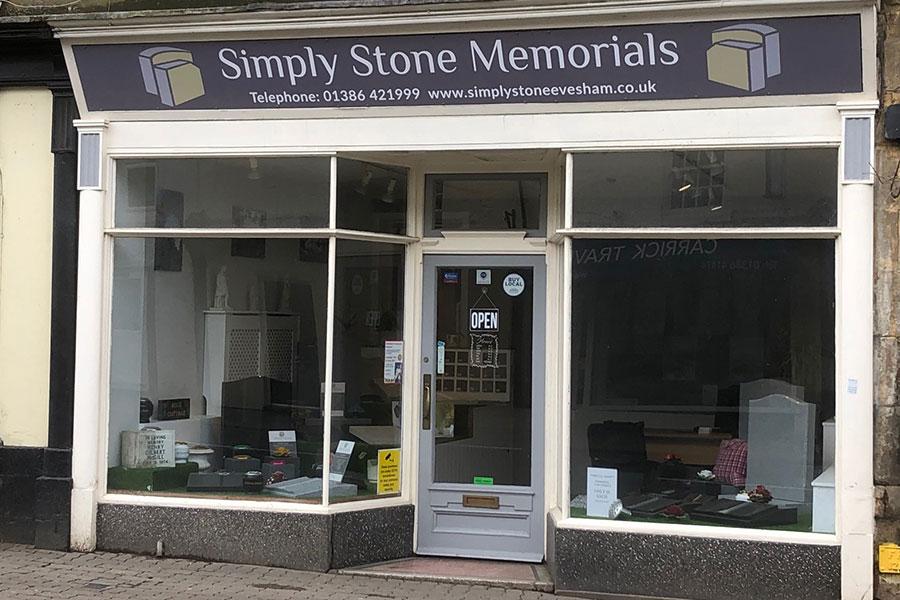 Simply Stone Memorials Evesham Team